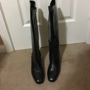 Authentic Bally black boots